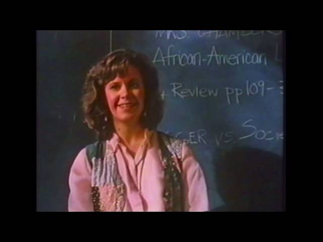 Gail Thomas Acting demo (2:17)