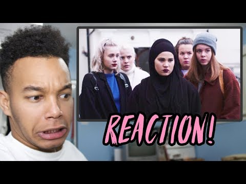 """SKAM Season 2 Episode 2 """"You Lie To A Friend and Blame Me"""" REACTION!"""