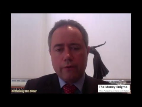 "RTD Ep:28 ""People's Faith In Fiat Currencies Will Be Tested"" - Gervaise Heddle (The Money Enigma)"
