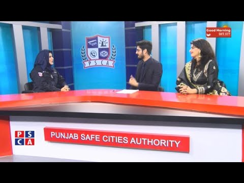Rasta Safe City FM 88.6 spreading awareness regarding  in Public  PSCA TV  Good Morning Safe City