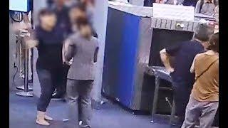 태국공항 한국여성 폭행영상 논란