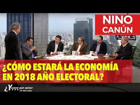 ¿CÓMO ESTARÁ LA ECONOMÍA EN 2018 AÑO ELECTORAL? GAS, LUZ, CRÉDITOS!