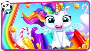 My Baby Unicorn - Virtual Pony Pet Care & Dress Up Games for Kids and Children