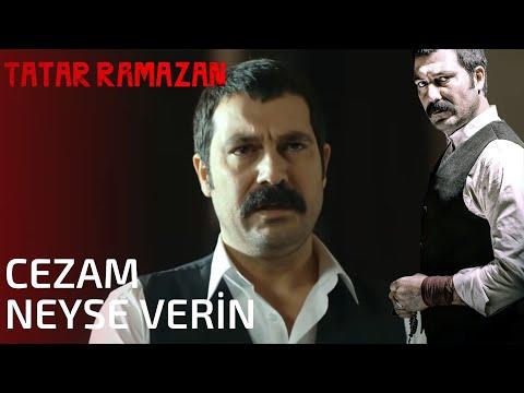 Tatar Ramazan'a İdam Cezası Verildi!
