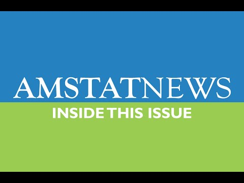 Amstat News: Inside the September Issue