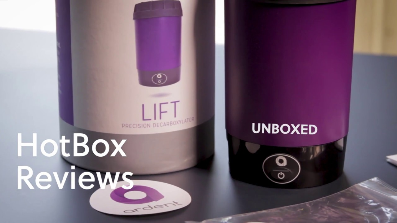 Hotbox Reviews Unboxed: Ardent Lift