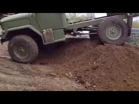 Unimog For Sale >> M35 Bobbed Deuce For Sale - YouTube
