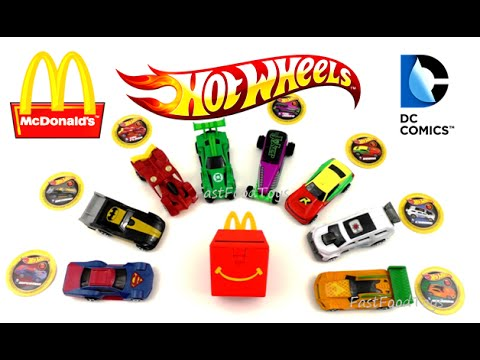 Happy Fast Food Ads And Cars