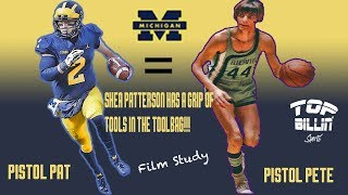 Michigan X&O's: Ball-Wizard Shea Patterson is SICK!!