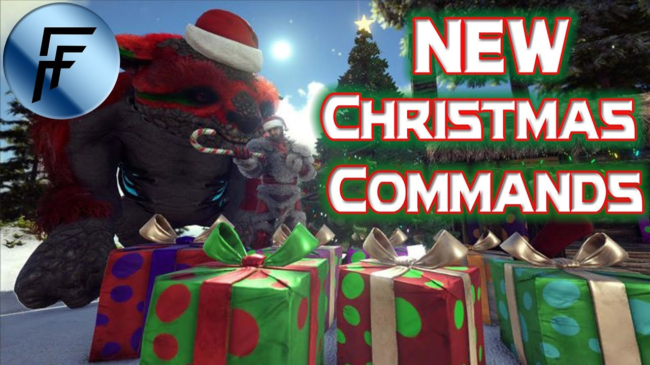 Ark Christmas Event 2020 NEW Christmas Event Admin Commands. Ark: Survival Evolved Winter