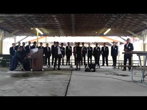 Leadership Academy for Young Men Gospel Choir - Glory Cover