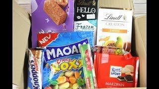 Candy German September 2017 Unboxing #candygerman