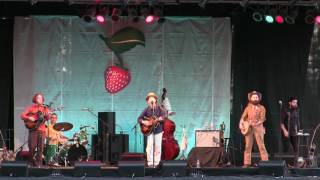 Hard Times Come and Go - Pokey LaFarge at Strawberry