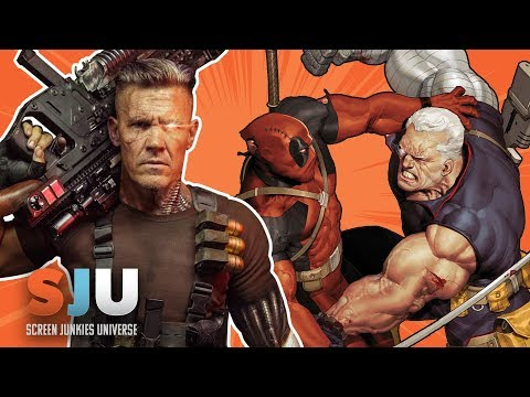 Cable Stories You Need To Know for Deadpool 2 - SJU