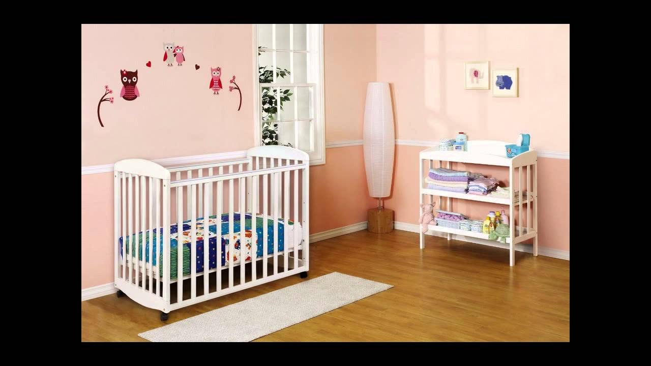 Davinci Alpha Mini Rocking Crib Youtube