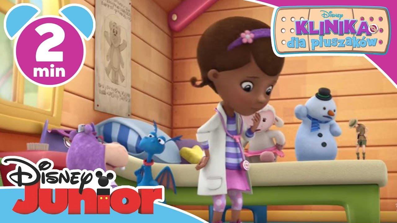 Klinika dla pluszaków - Swędzenie. Tylko w Disney Junior!