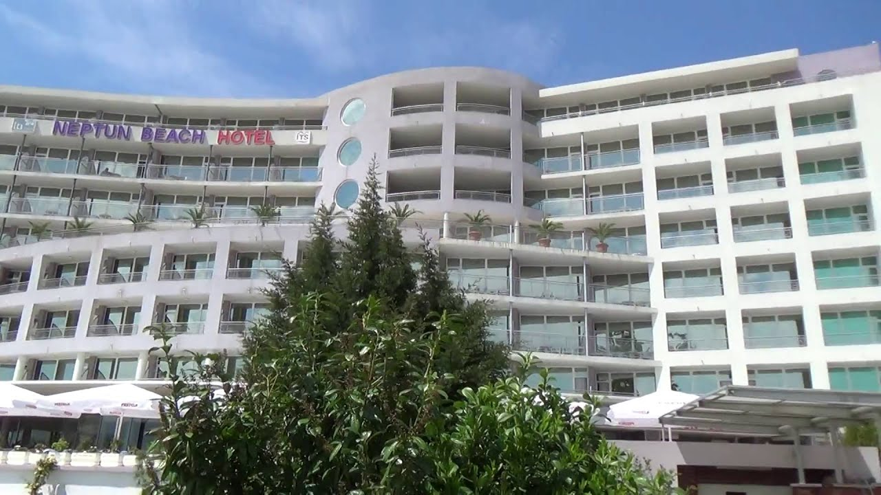 Bulgarien Hotel It Neptun Beach Sonnenstrand