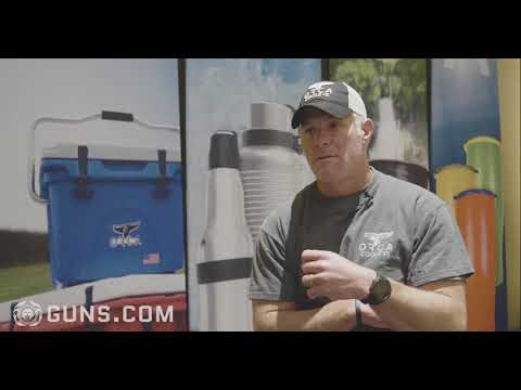 Discover the caliber Brett Favre shoots and what