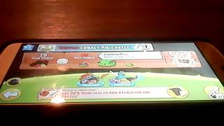 angry birds epic game part 3 egg castle 1