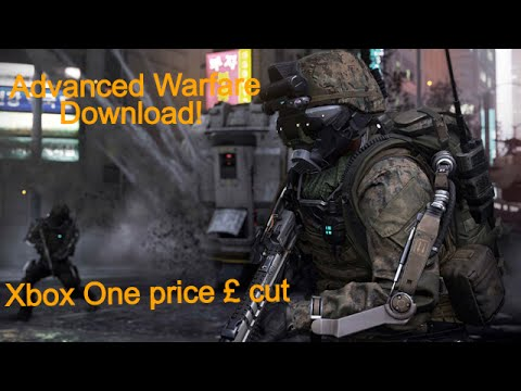 Call of Duty: Advanced Warfare Download and Xbox One Price Cut