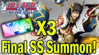 Bleach Brave Souls Spirit Society and Ticket Summons