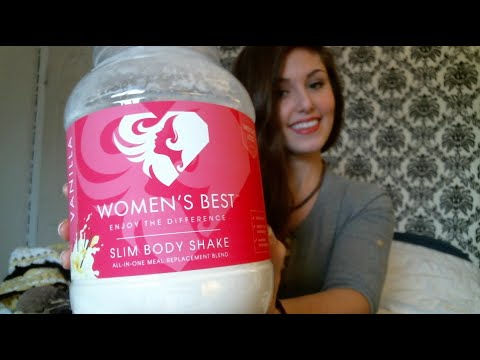 Review Women S Best Meal Replacement Shake