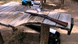 Winchester Model 1906  22 Pump Action Rifle 100 Years Old
