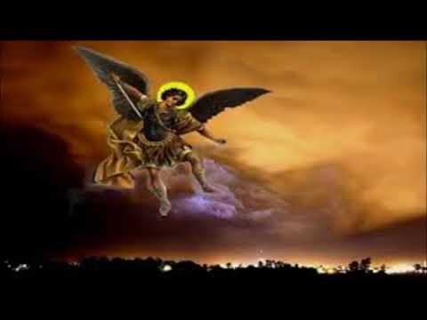Ironi Spuldaro   São Miguel arcanjo Defendei nos no Combate da Oração1