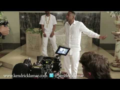 Making of - Kendrick Lamar - Bitch Don't Kill My Vibe- Music Video