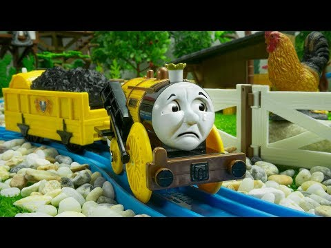 Rocket Bad Day | Thomas the Tank Engine | Toy Trains for Kids