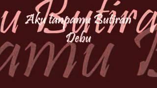Terry Butiran Debu (lirik)