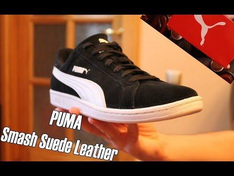 best service 0c1d2 6b5b6 Обзор PUMA Smash Suede Leather