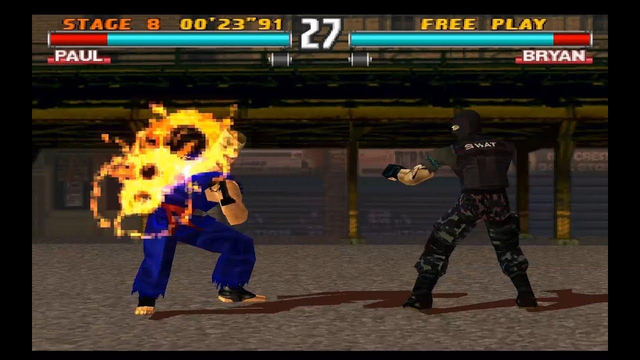 Tekken 3 psx emulator cheats | Tekken 3 [tekken3], [tekken3a