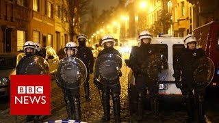 How has extremism flourished in Brussels? BBC News