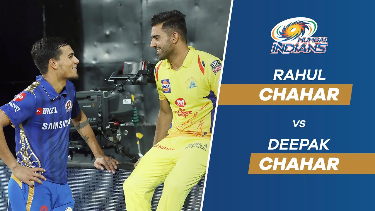 Chahar brothers, Rahul included as India bowl first