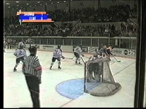 Saginaw Gears vs Flint Generals October 21, 1998