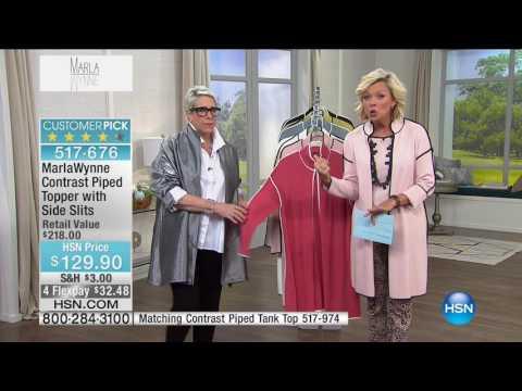 HSN | MarlaWynne Fashions 04.23.2017 - 07 PM