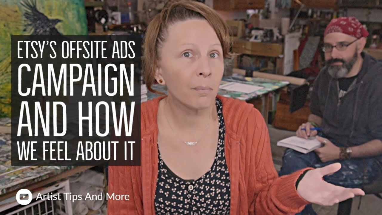 Etsy's Offsite Ads Campaign And How We Feel ABout It