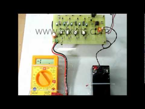 High voltage Marx generator principles using MOSFET/IGB | EEE Projects