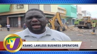 TVJ News: KSAMC Lawless Business Operators - May 26 2019
