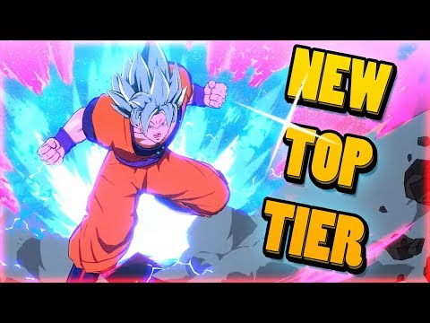 NEW TOP TIER!? | Dragonball FighterZ Ranked Matches