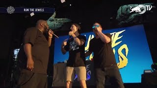 "Run The Jewels Perform ""Legend Has It"" 