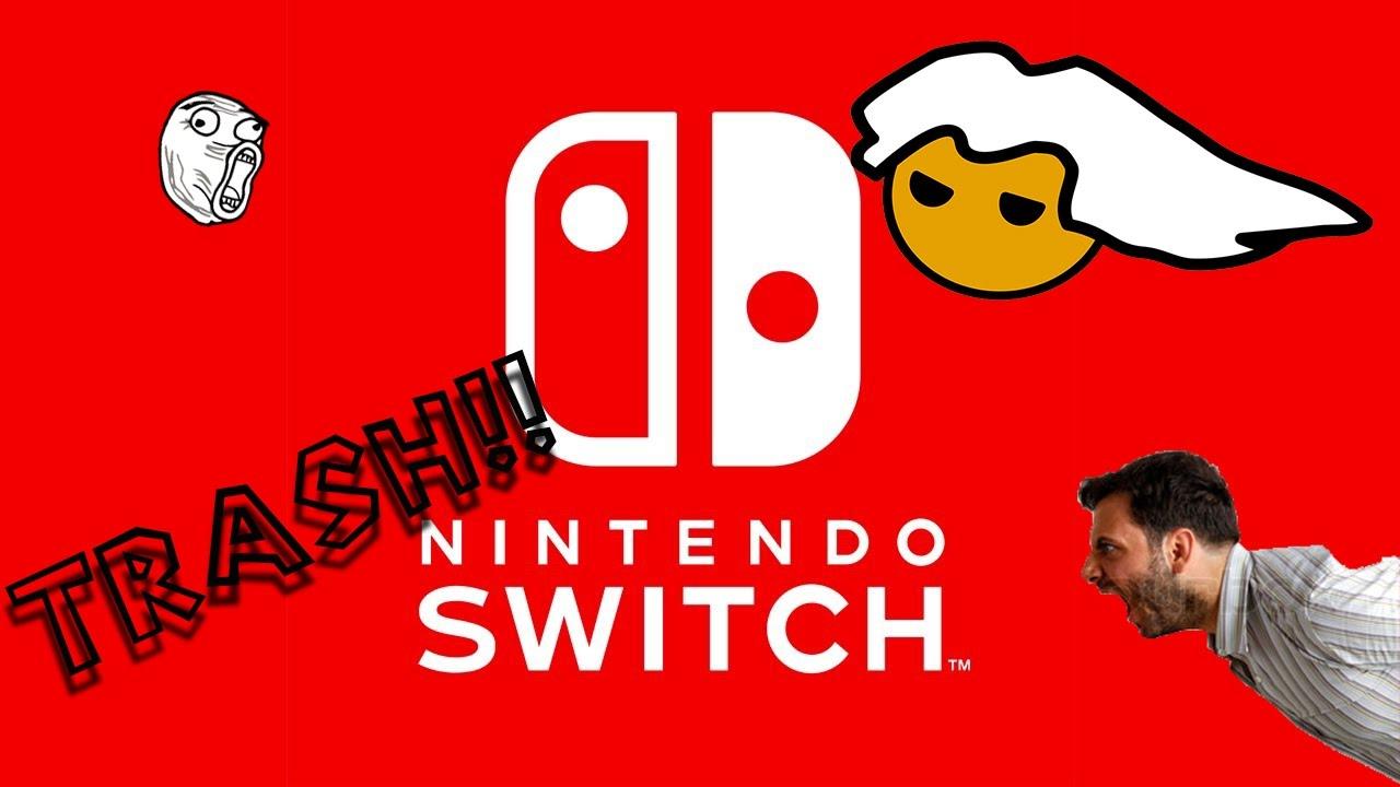 Switch Presentation Was Trash Rant From A Nintendo
