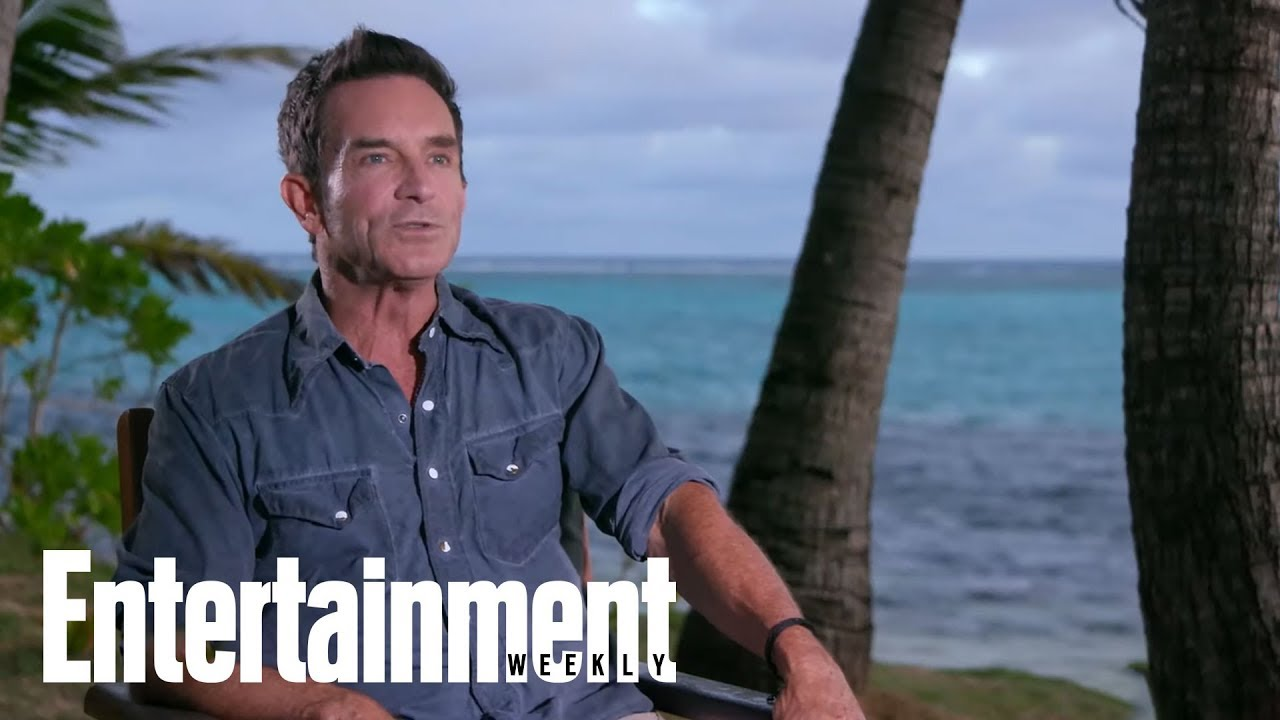 Jeff Probst On 'Survivor' Players Fighting for Respect | Entertainment Weekly