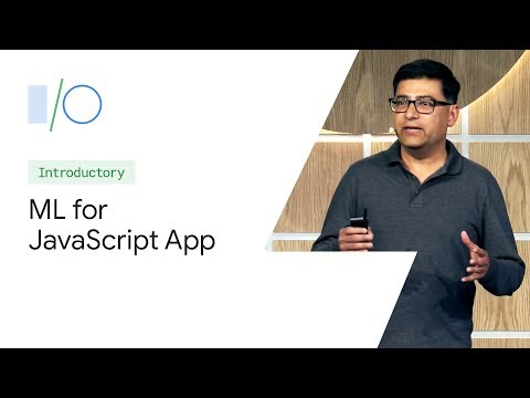 Machine Learning Magic for Your JavaScript Application (Google I/O'19) thumbnail