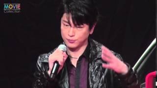 竹内涼真、及川光博/『スーパーヒーロー大戦GP 仮面ライダー3号』キャ...