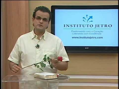 Rosas (Num. 13.30-31) - Programa Conselho de Jetro
