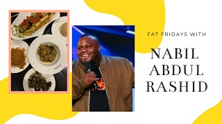 FAT FRIDAYS WITH BRITAIN&#39S GOT TALENT NABIL ABDULRASHID  ENISH NIGERIAN RESTAURANT REVIEW