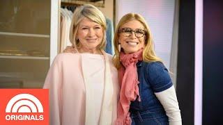 'Shop The Stars With Jill Martin' Guest Martha Stewart Talks Building An Empire | TODAY Original