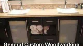 General Custom Woodworking, Carpentry,  Van Nuys Ca